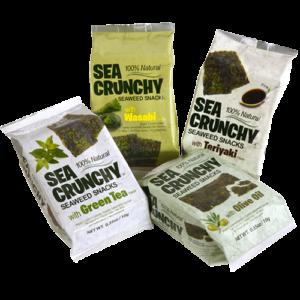 Sea Crunchy bestel je bij wereldvanzeewier.nl